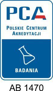Akredytacja PCA 3