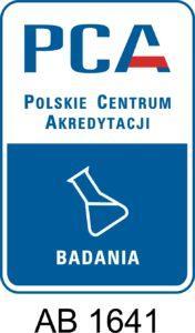 Akredytacja PCA 1