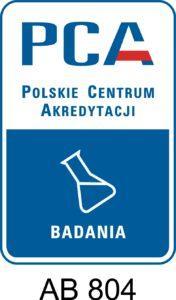 Akredytacja PCA 5
