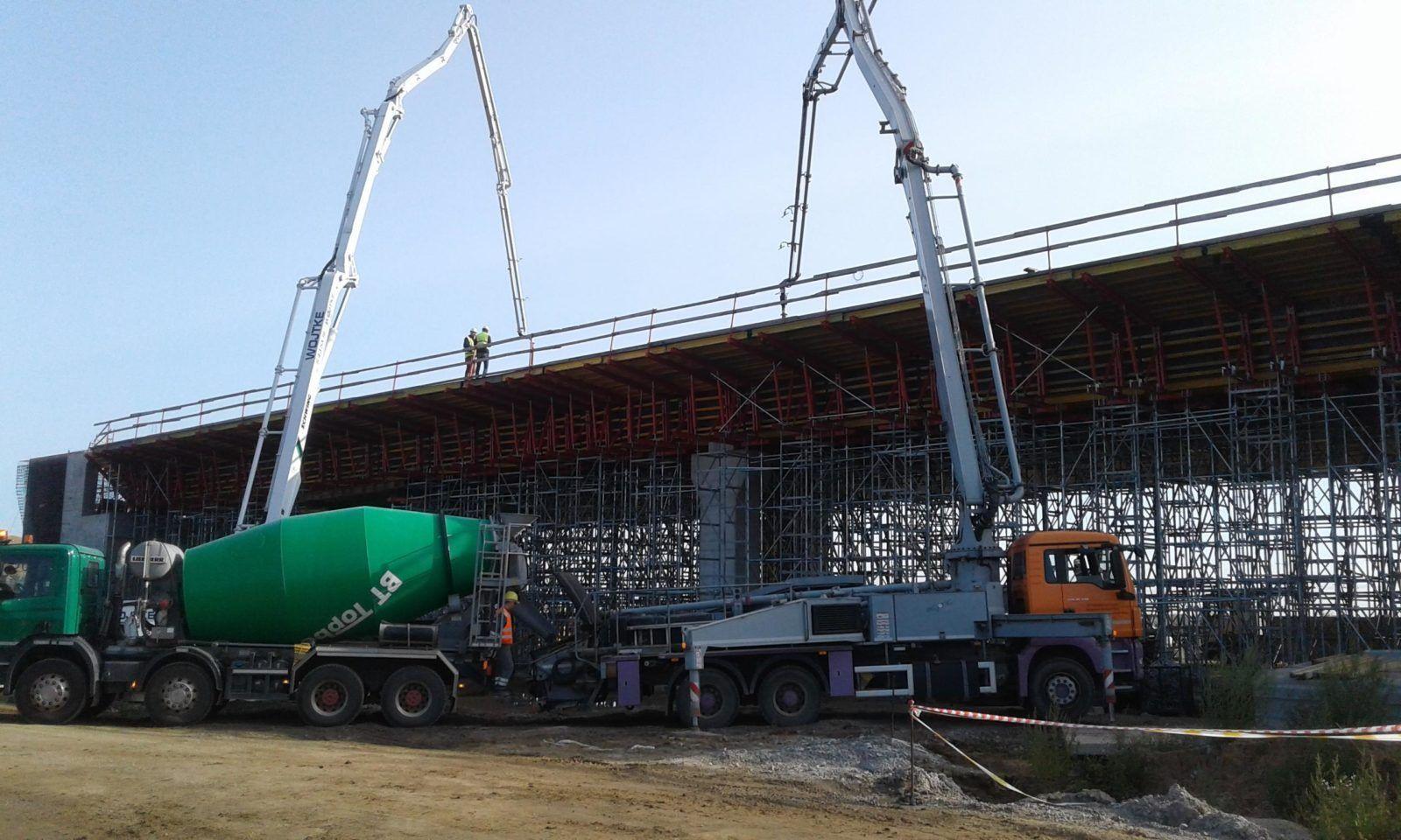 budowa drogi ekspresowej