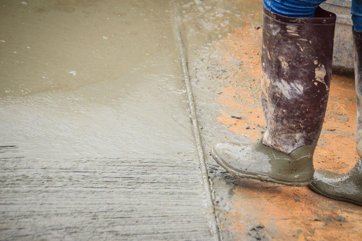 Wiązanie betonu